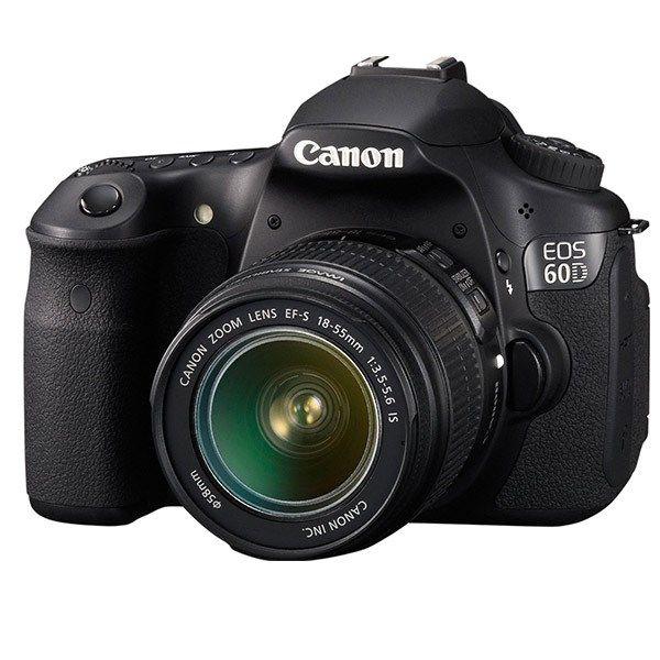 دوربین دیجیتال کانن ای او اس 60 دی کیت 18-55 IS