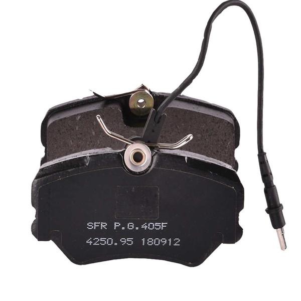 لنت ترمز جلو اس اف آر مدل 4250 مناسب برای پژو  405