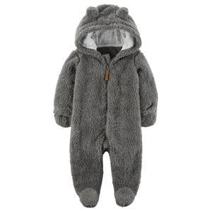 سرهمی نوزادی کارترز مدل Gray Bear کد M632
