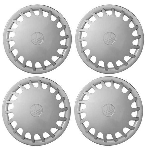قالپاق چرخ  مدل kpn-itسایز 13 اینچ مناسب برای پراید بسته 4 عددی