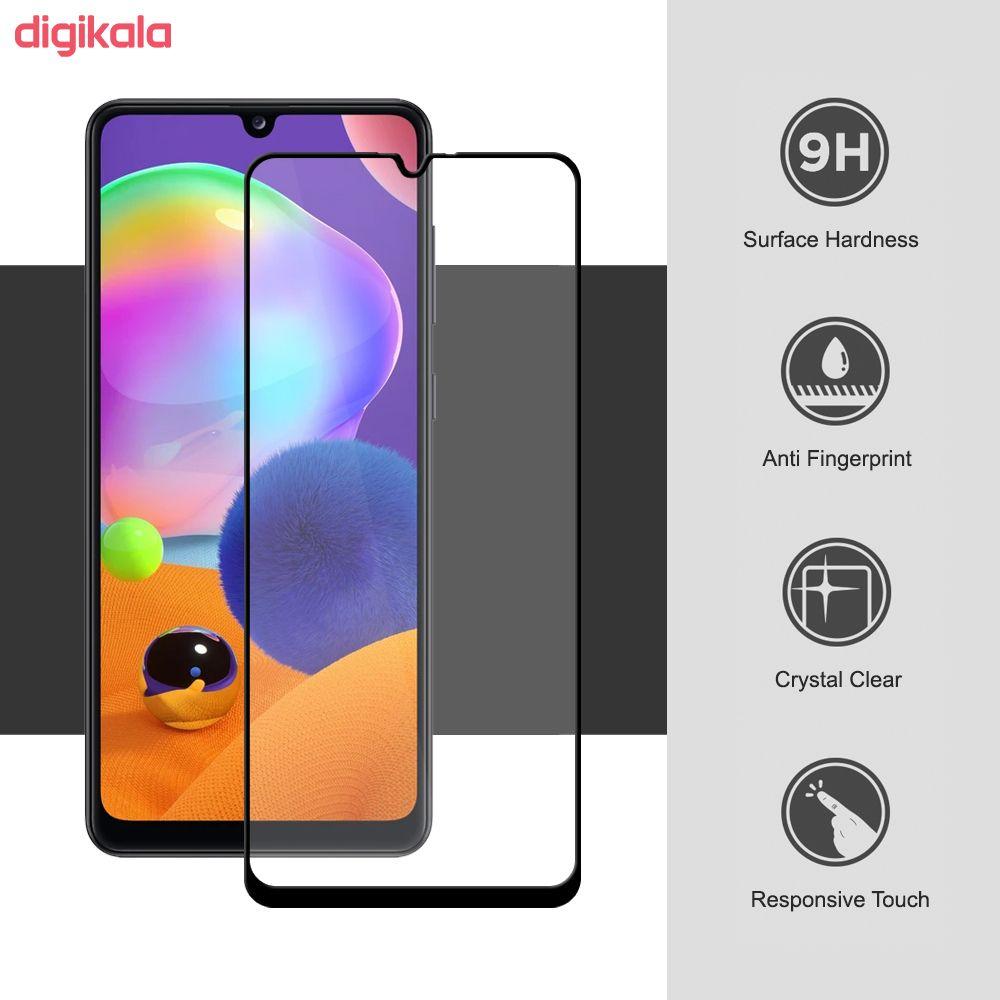 محافظ صفحه نمایش فوکس مدل PT001 مناسب برای گوشی موبایل سامسونگ Galaxy A31 main 1 3