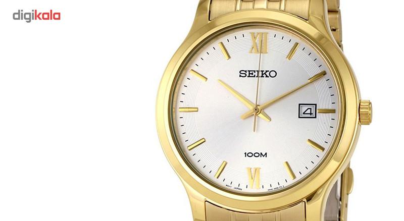 ساعت مچی عقربه ای مردانه سیکو مدل SUR224P1
