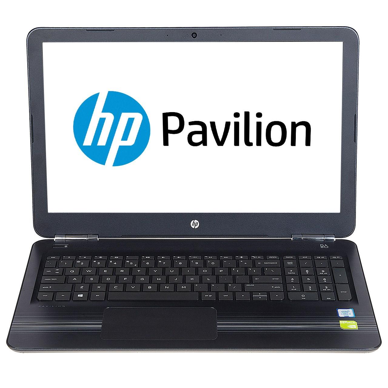 لپ تاپ 15 اینچی اچ پی مدل Pavilion 15-au089nia