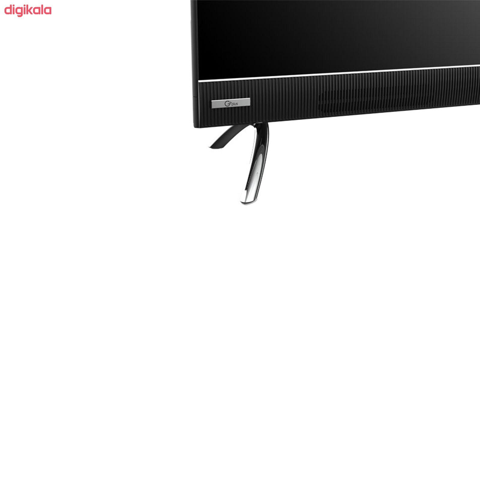 تلویزیون ال ای دی هوشمند جی پلاس مدل GTV-50KU722S سایز 50 اینچ main 1 3