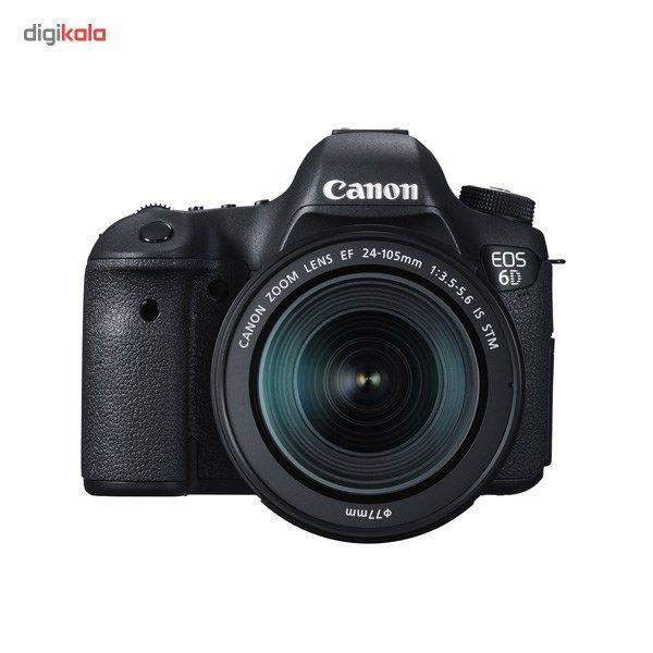 دوربین دیجیتال کانن مدل EOS 6D Kit 24-105mm f/3.5 IS STM main 1 2