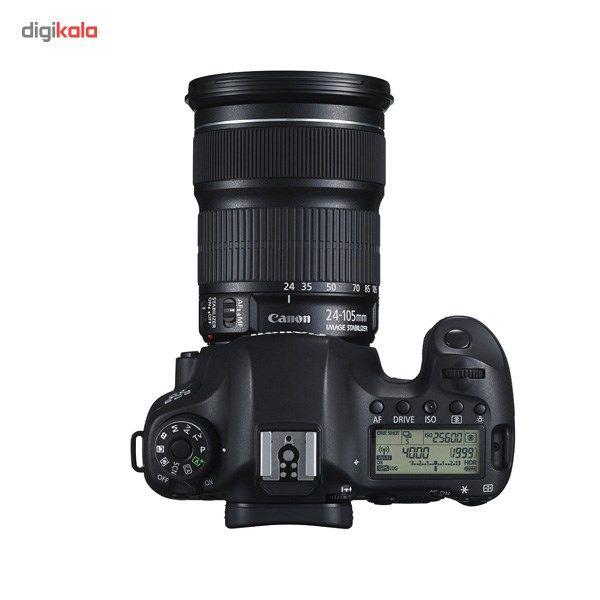 دوربین دیجیتال کانن مدل EOS 6D Kit 24-105mm f/3.5 IS STM main 1 3