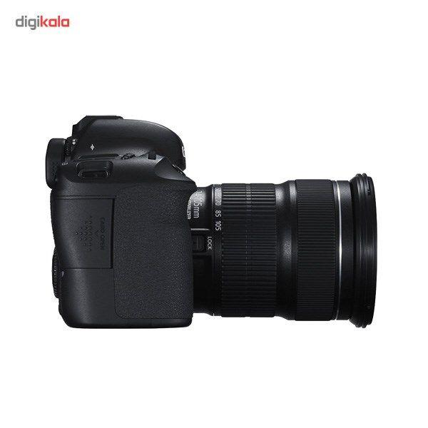دوربین دیجیتال کانن مدل EOS 6D Kit 24-105mm f/3.5 IS STM main 1 5