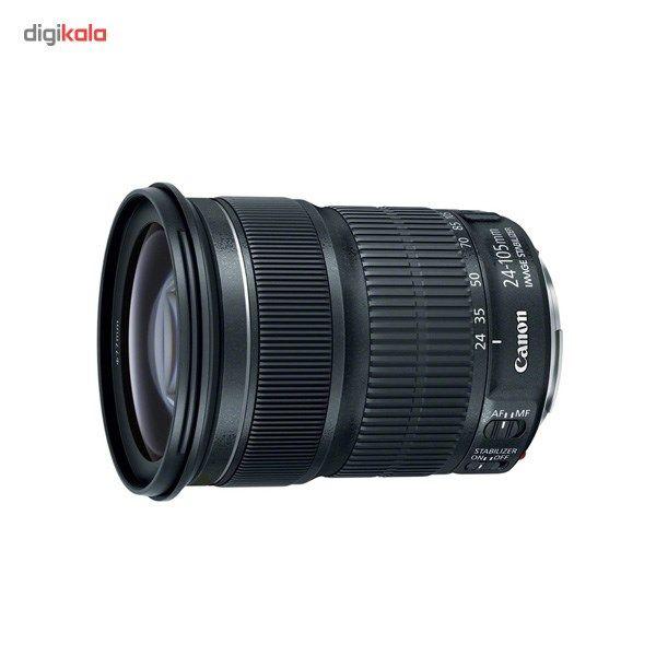دوربین دیجیتال کانن مدل EOS 6D Kit 24-105mm f/3.5 IS STM main 1 6