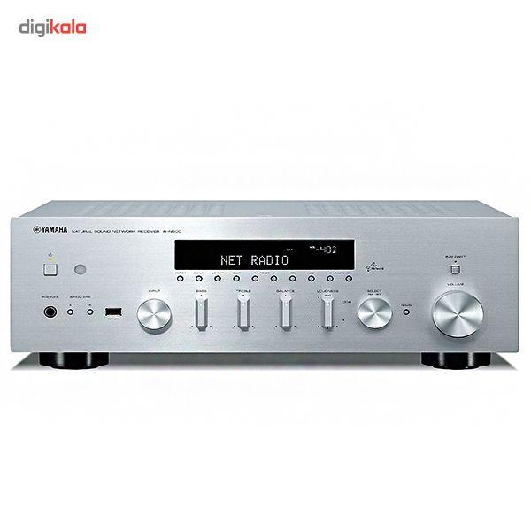 پخش کننده تحت شبکه یاماها مدل R-N500 main 1 1