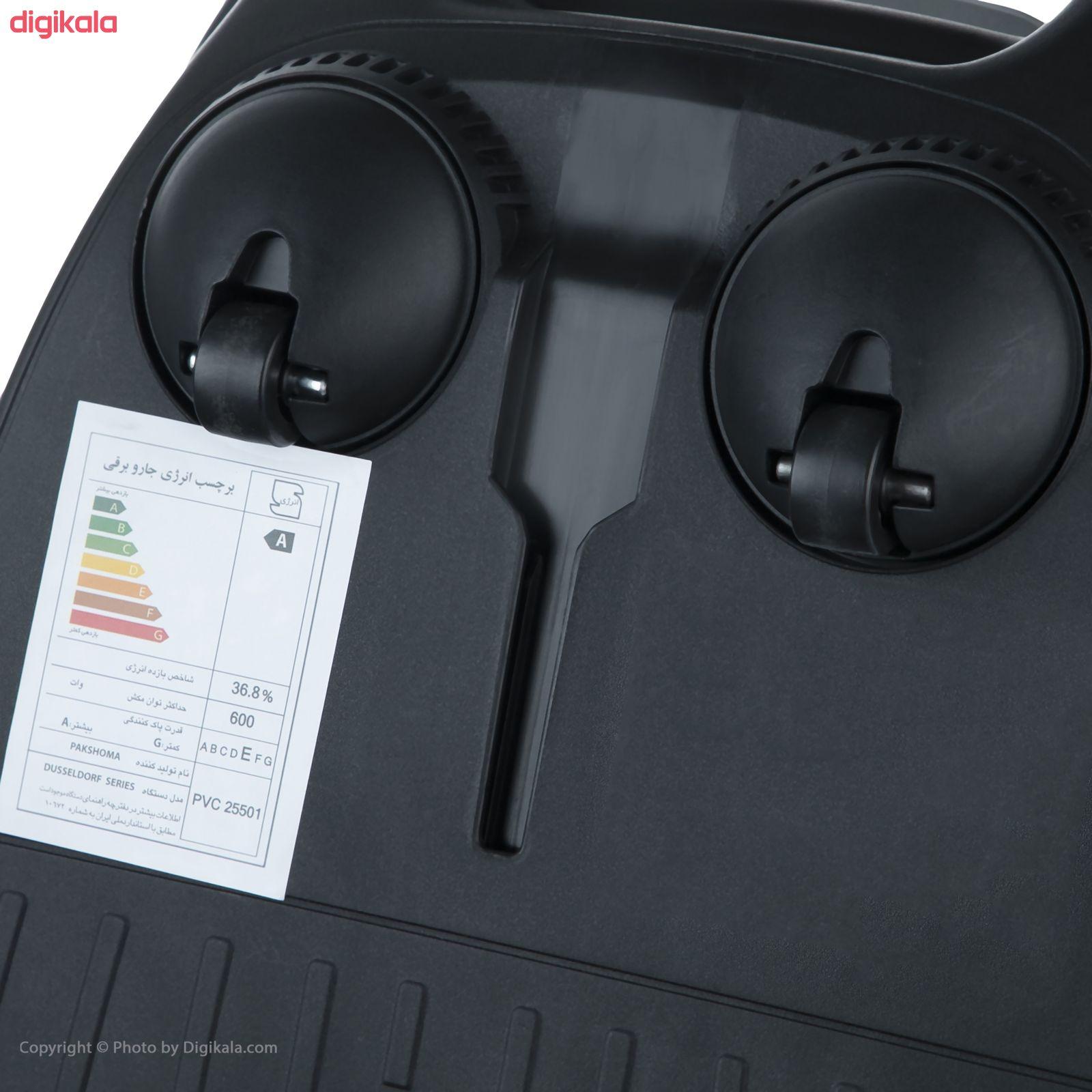 جاروبرقی پاکشوما مدل PVC 25501 main 1 11