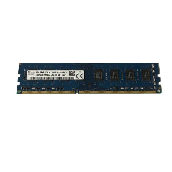 رم دسکتاپ DDR3L تک کاناله 1600مگاهرتز CL11 اس کی هاینیکس مدل 12800 ظرفیت 8 گیگابایت