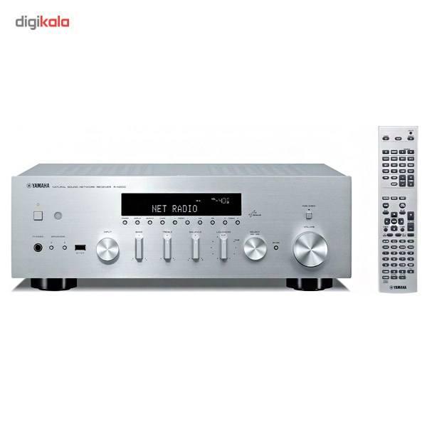 پخش کننده تحت شبکه یاماها مدل R-N500 main 1 2