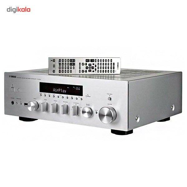پخش کننده تحت شبکه یاماها مدل R-N500 main 1 3