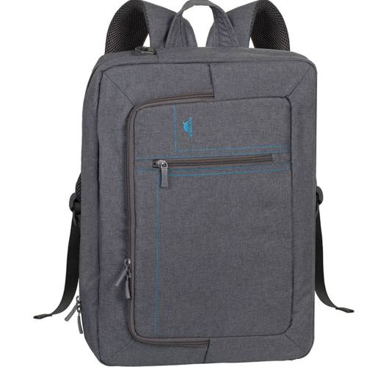 کوله پشتی لپ تاپ ریوا کیس مدل 7590 مناسب برای لپ تاپ 16 اینچی