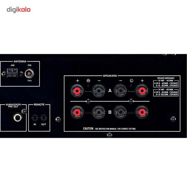 پخش کننده تحت شبکه یاماها مدل R-N500 main 1 6
