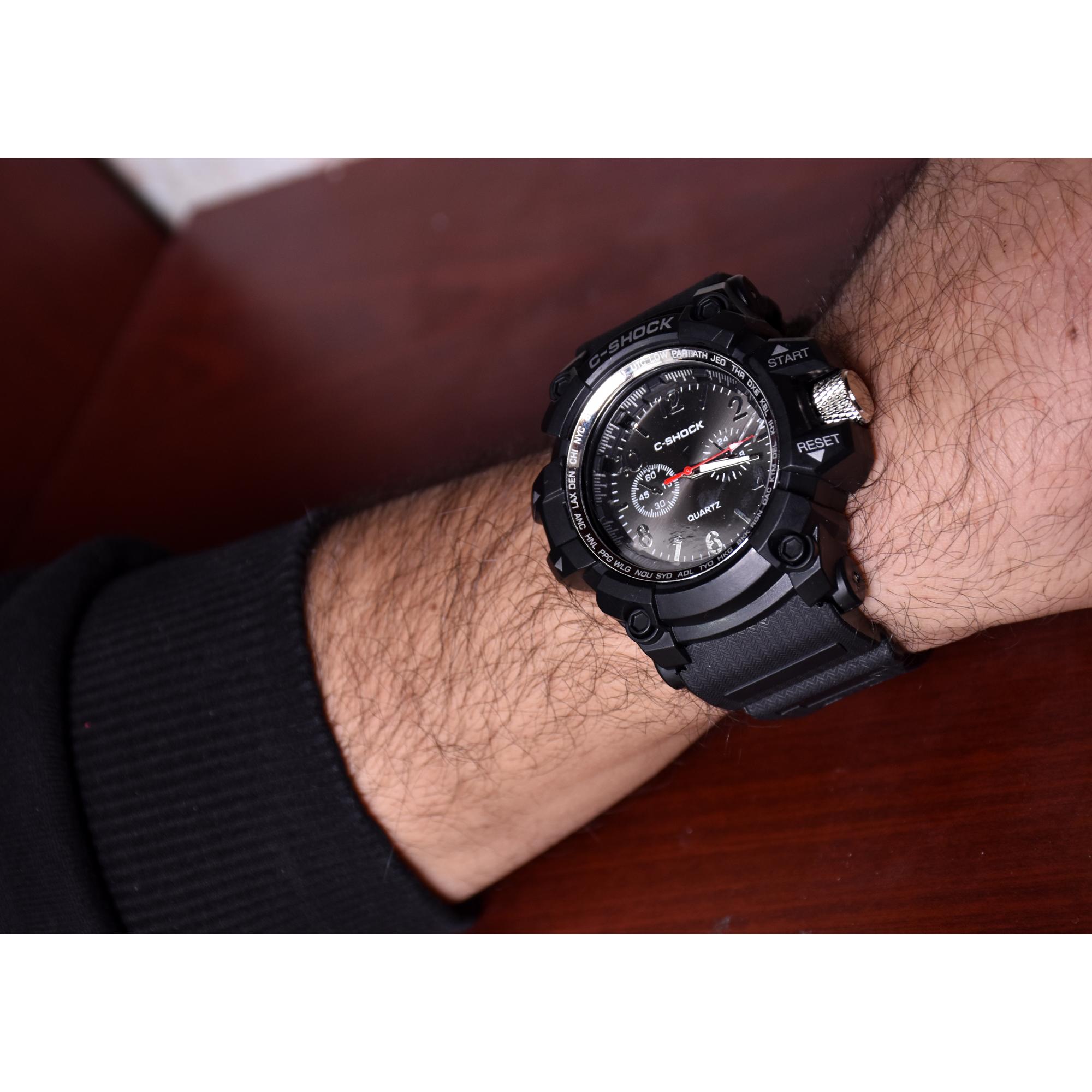 ساعت مچی عقربه ای مردانه مدل G_28                     غیر اصل