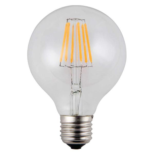 لامپ ال ای دی فیلامنتی 6 وات تکنوتل مدل 606 پایه E27
