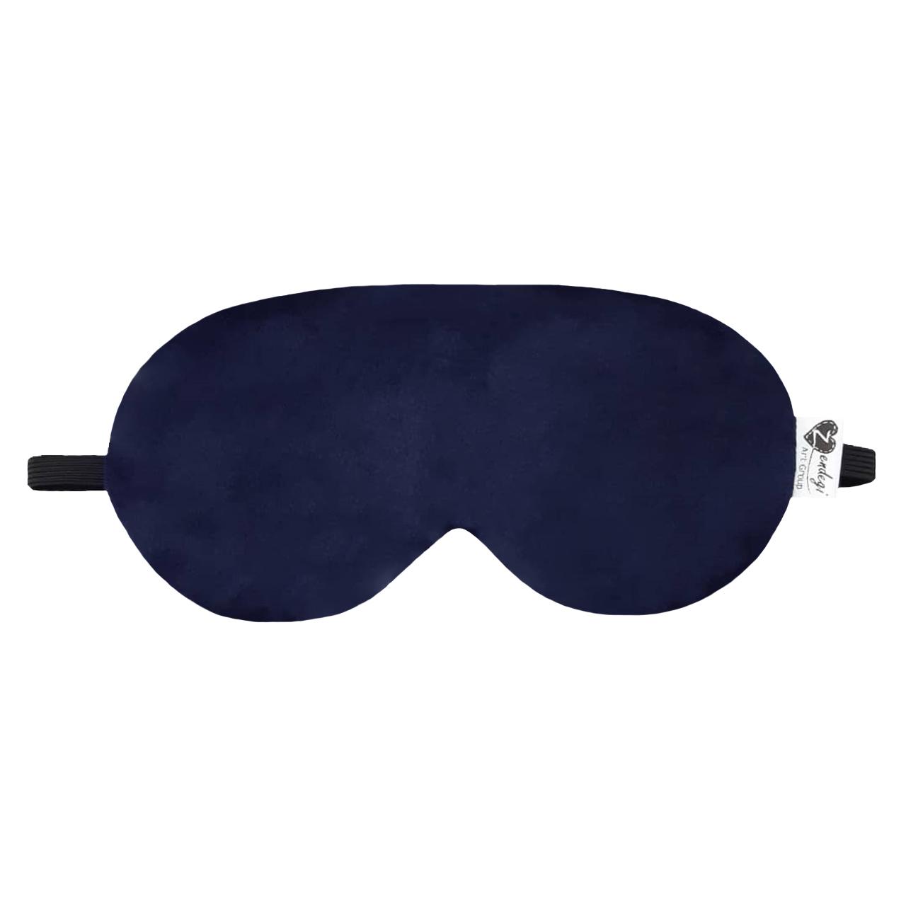خرید                                        چشم بند طبی گروه هنری زندگی طرح پاپیونی کد MK-09