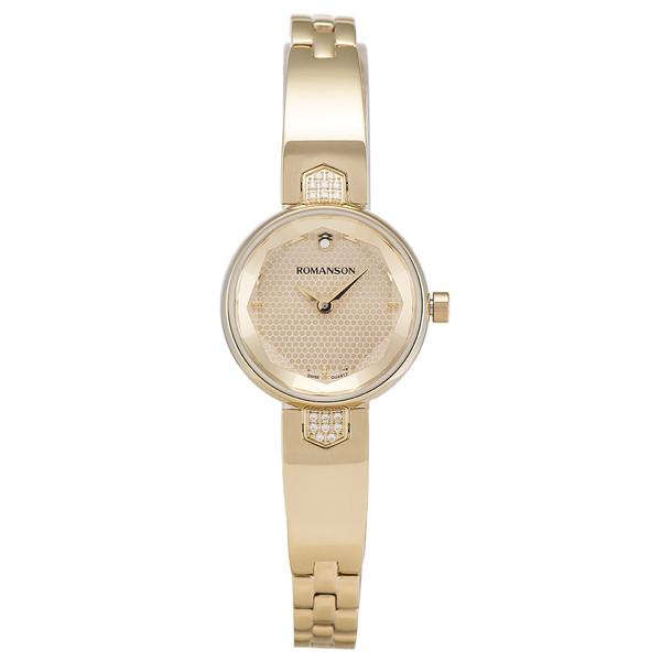 ساعت مچی عقربه ای زنانه رومانسون مدل RM6A04QLGGA8R1