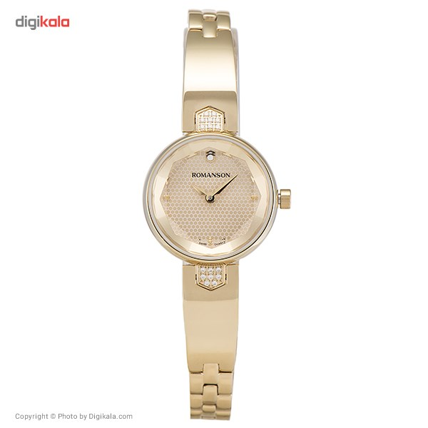 ساعت  زنانه رومانسون مدل RM6A04QLGGA8R1