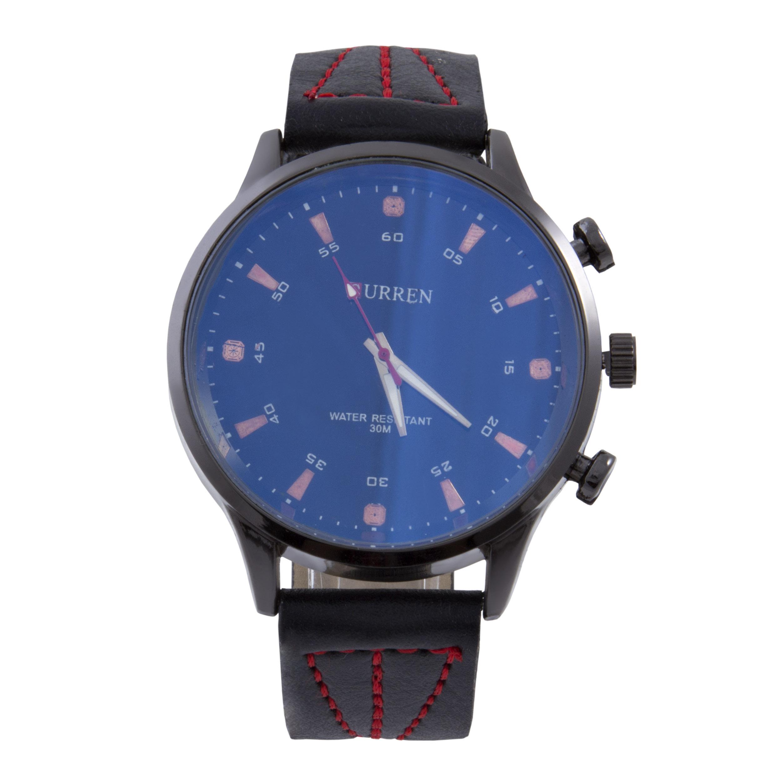 قیمت                       ساعت مچی عقربه ای مردانه کد WHM_058
