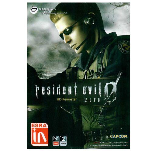 بازی کامپیوتری Resident Evil Zero مخصوص PC