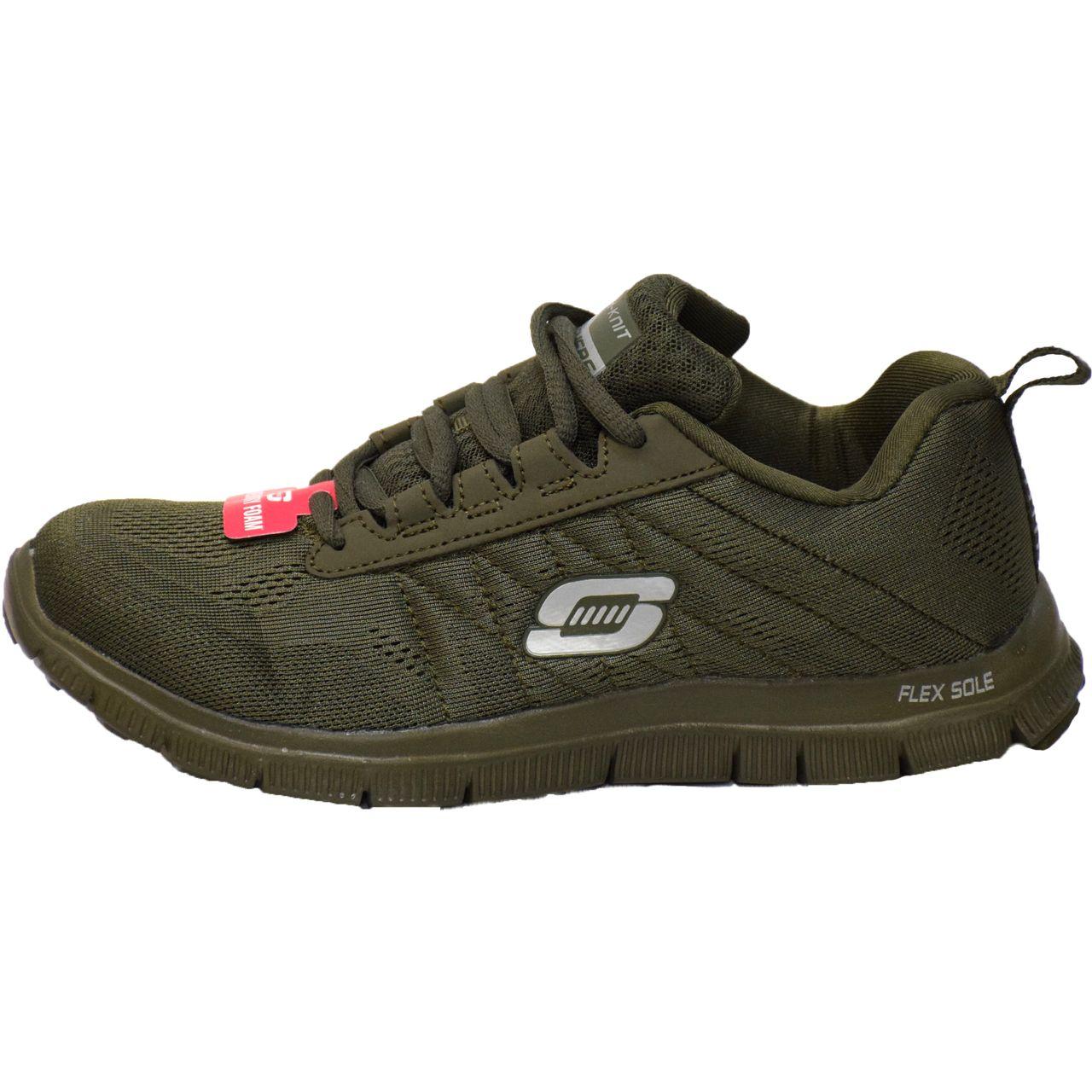 کفش پیاده روی اسکچرز مدل مموری فوم