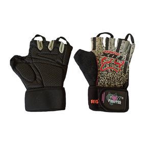 دستکش بدنسازی فاکس کد 5464