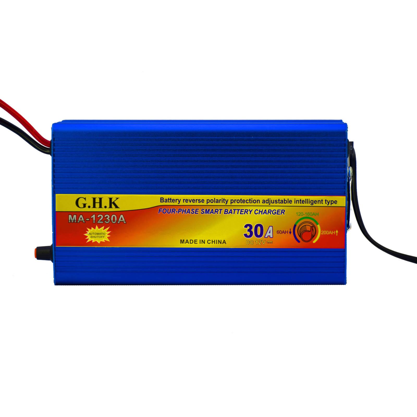 شارژر باتری خودرو جی اچ کا مدل G-01