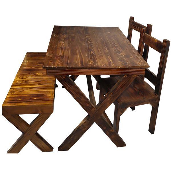 میز و صندلی ناهار خوری مدل M004