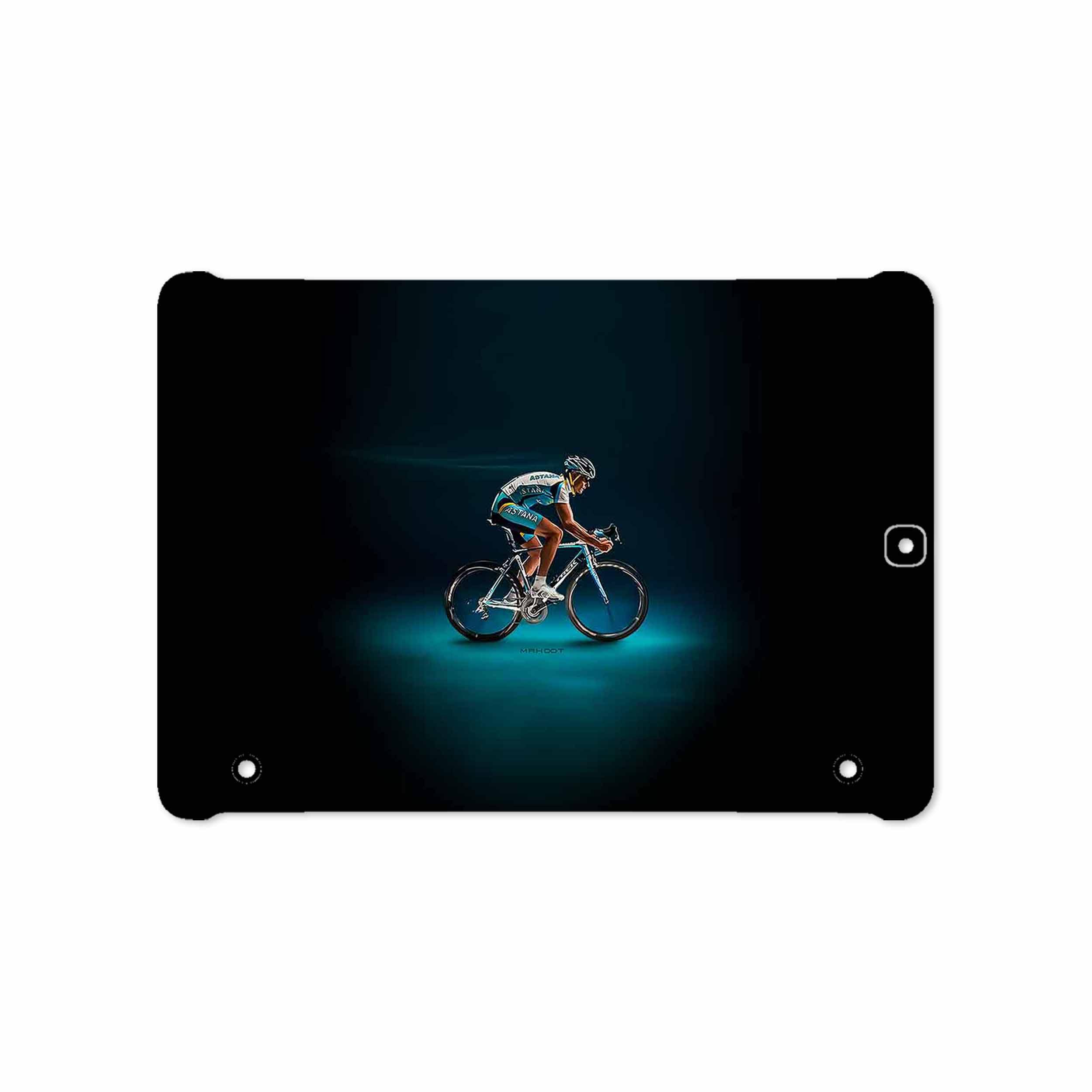 بررسی و خرید [با تخفیف]                                     برچسب پوششی ماهوت مدل Road cycling مناسب برای تبلت سامسونگ Galaxy Tab S2 9.7 2015 T810                             اورجینال