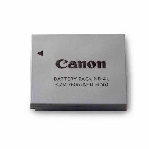 باتری لیتیوم یون کانن مدل NB-4L