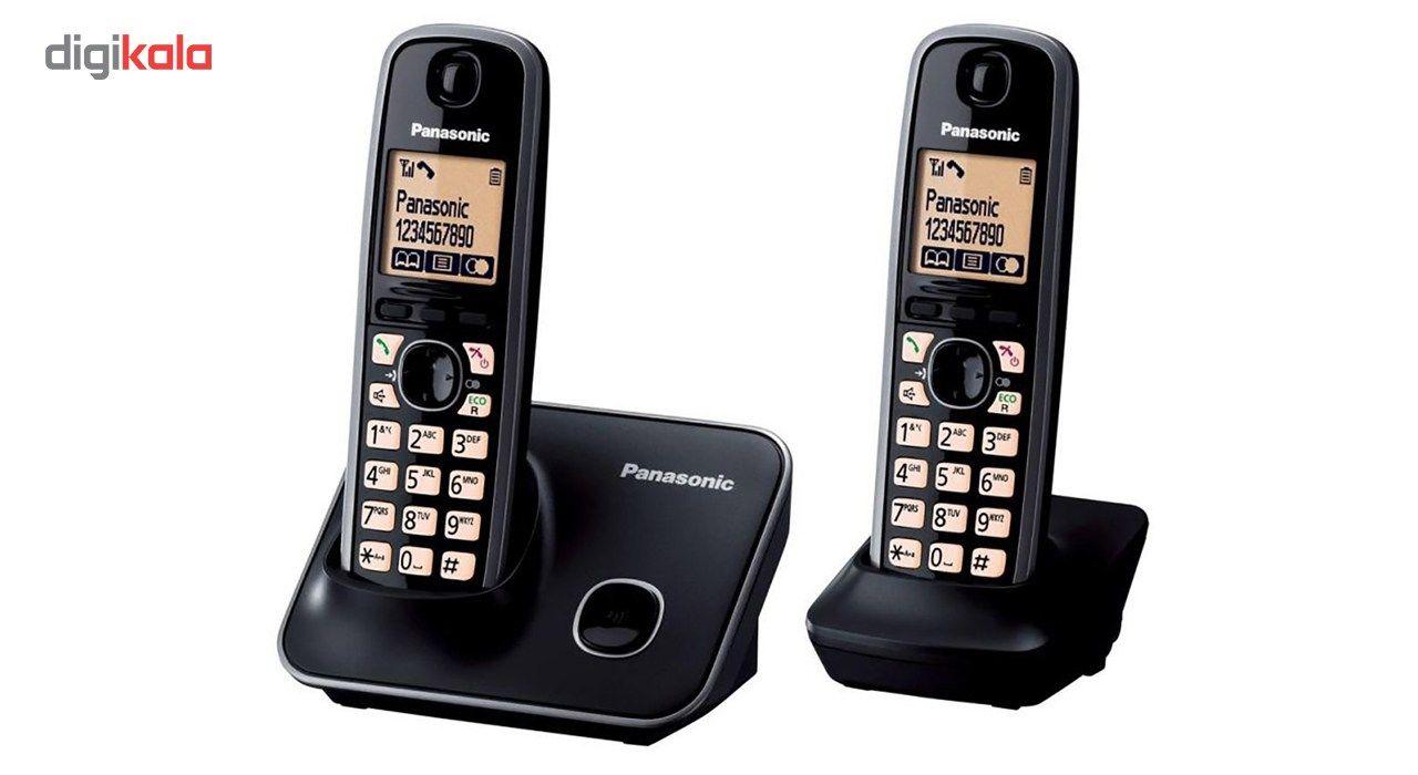 تلفن بی سیم پاناسونیک مدل KX-TG3712 main 1 1