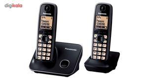 تلفن بی سیم پاناسونیک مدل KX-TG3712  Panasonic KX-TG3712 Wireless Phone