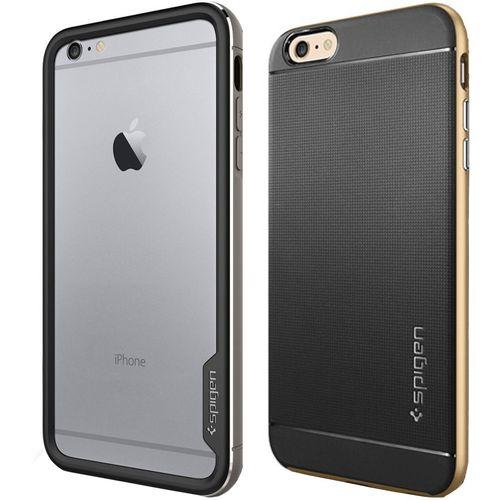 مجموعه کاور و محافظ اسپیگن شماره 12 مناسب برای گوشی موبایل آیفون 6 پلاس
