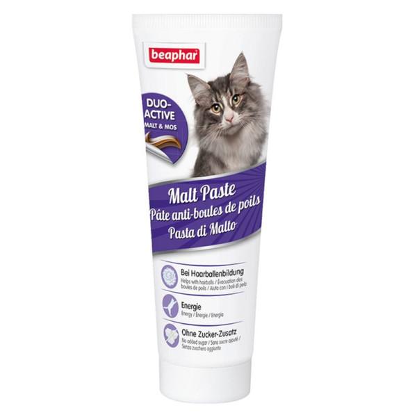 خمیر مالت گربه بیفار مدل Anti Hairball وزن 100 گرم