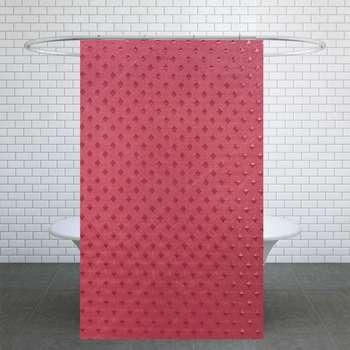 پرده حمام کد U7 سایز 180x200 سانتی متر