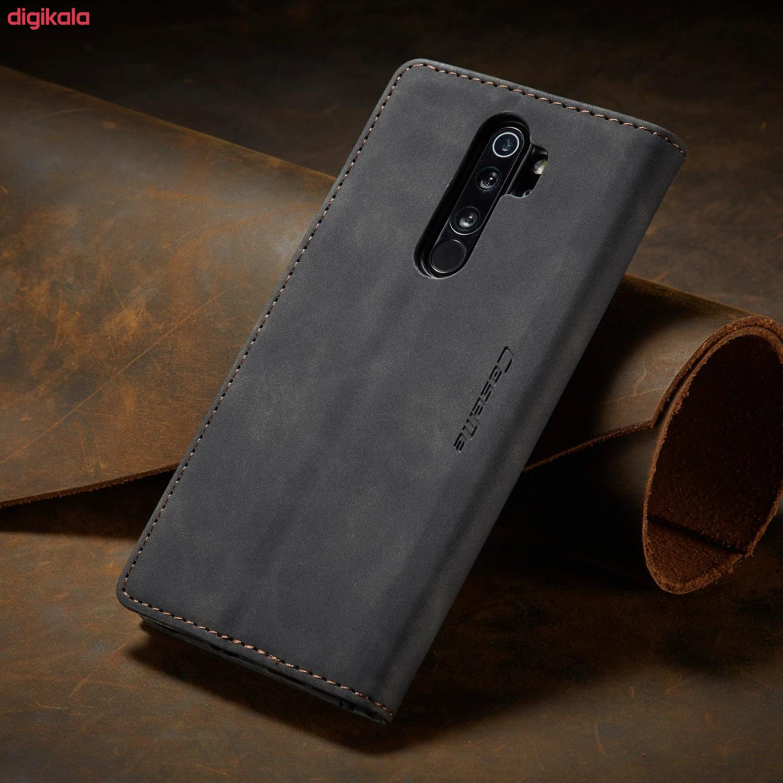 کیف کلاسوری کیس می مدل Vintage-013 مناسب برای گوشی موبایل شیائومی Redmi Note 8 Pro main 1 13