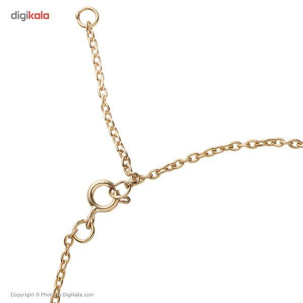پابند طلا 18 عیار ماهک مدل MA0061 - مایا ماهک -  - 1