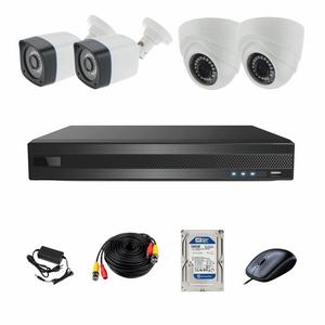 سیستم امنیتی ای اچ دی فوتون کاربری مسکونی و فروشگاهی 4 دوربین