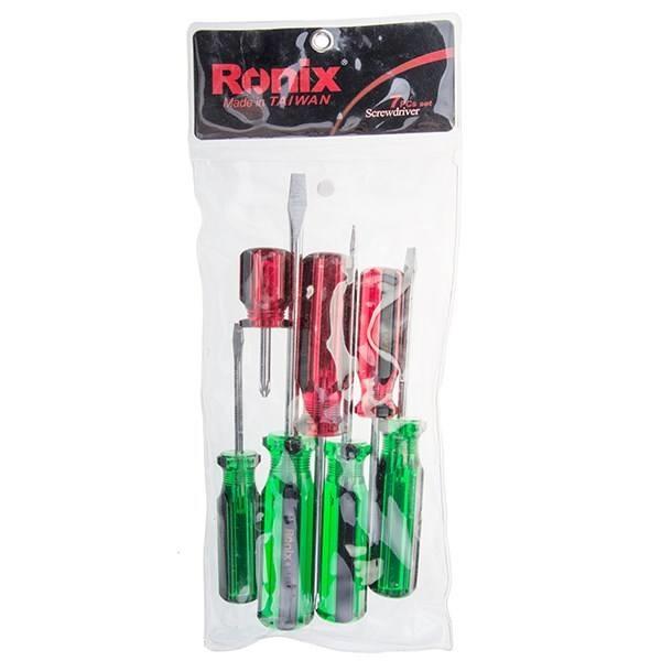 مجموعه 7 عددی پیچ گوشتی رونیکس مدل RH-2701 main 1 1