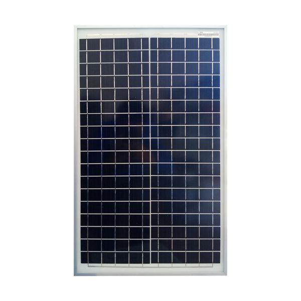 پنل خورشیدی داسول مدل du-30w ظرفیت 30 وات