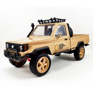 ماشین بازی مدل تویوتا صحرایی کد 01