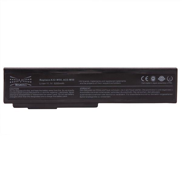 باتری لپ تاپ 6 سلولی مگاسل برای لپ تاپ ایسوز N61