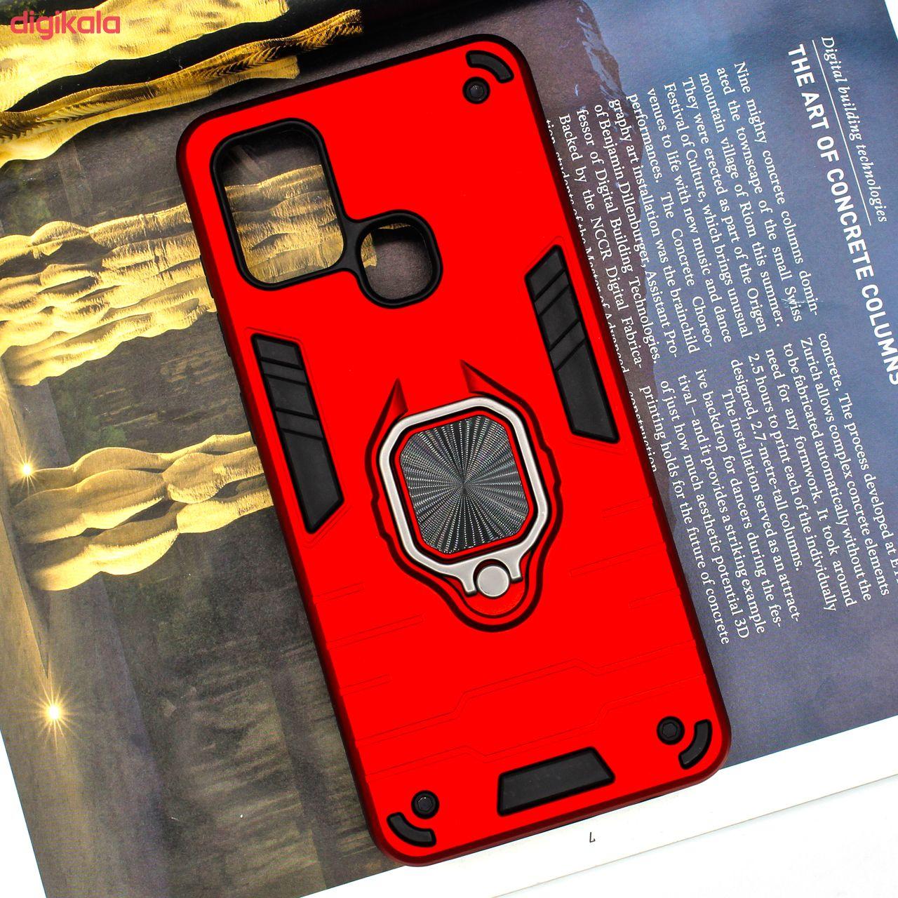 کاور کینگ پاور مدل ASH22 مناسب برای گوشی موبایل سامسونگ Galaxy A21S main 1 11