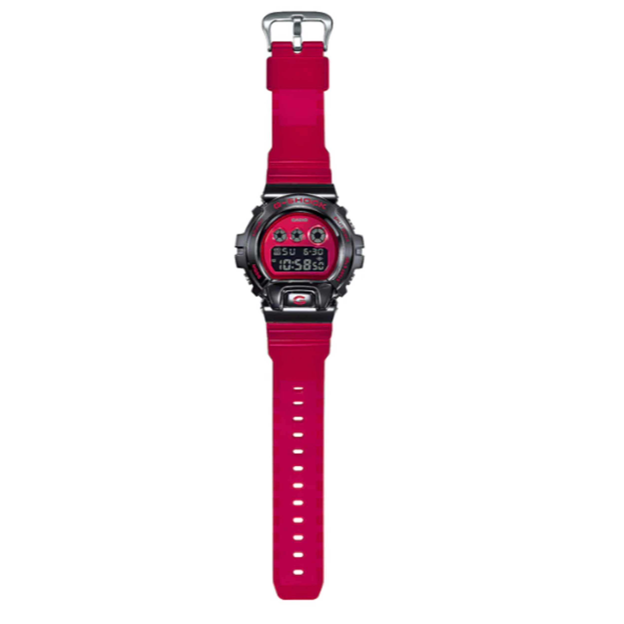 ساعت مچی دیجیتال مردانه کاسیو مدل GM-6900B-4DR