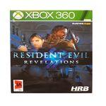 بازی resident evil revelations مخصوص xbox 360 thumb