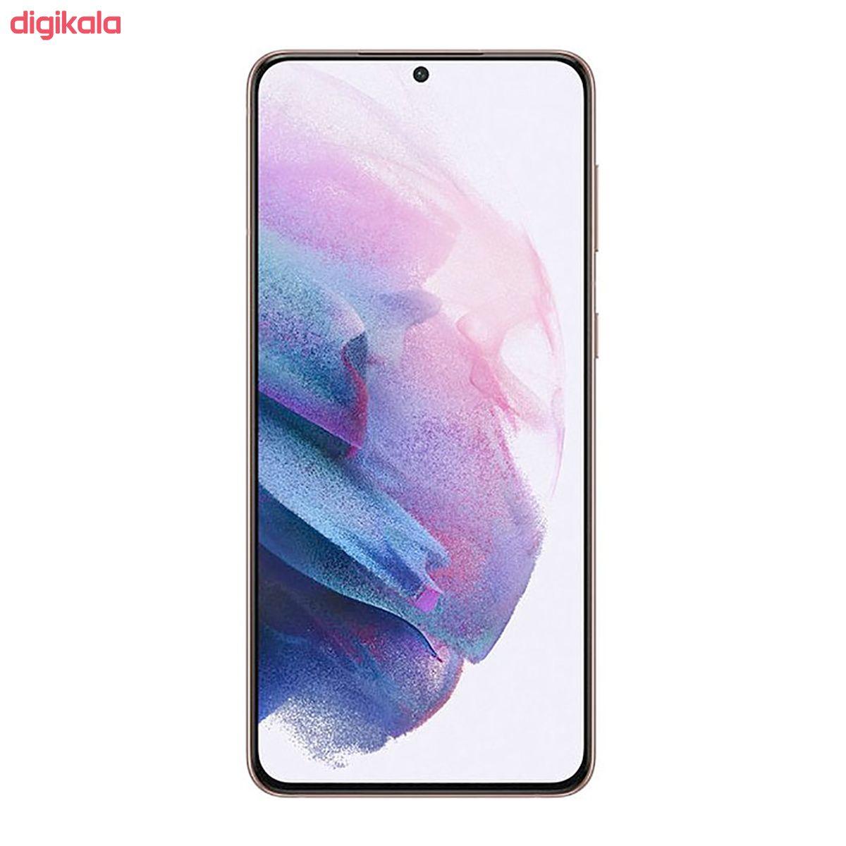 گوشی موبایل سامسونگ مدل Galaxy S21 Plus 5G SM-G996B/DS دو سیم کارت ظرفیت 256 گیگابایت و رم 8 گیگابایت main 1 1