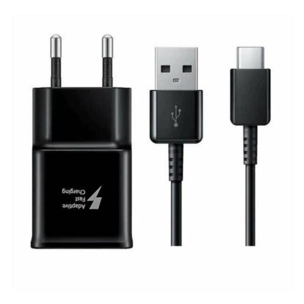 شارژر دیواری  مدل EP-TA300CWE به همراه کابل تبدیل USB-C