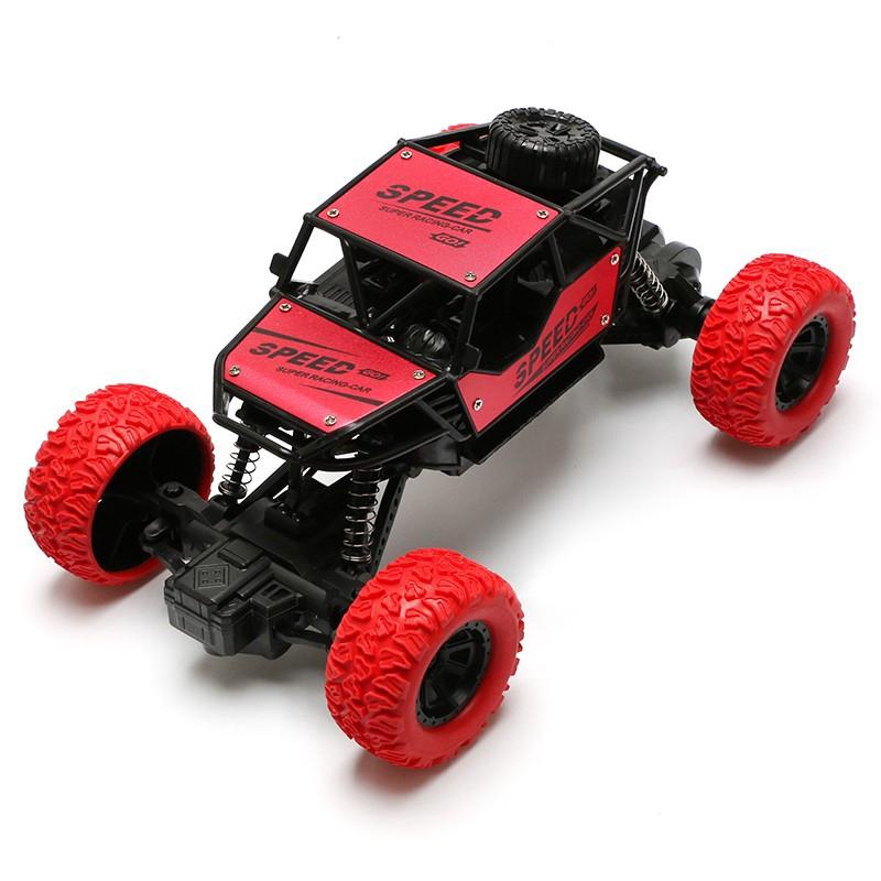 خرید                                     ماشین بازی کنترلی طرح آفرود مدل Climbing King کد 89-955